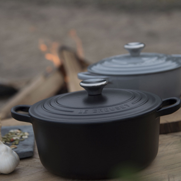 LE CREUSET シグニチャー ココット・ロンド 22cm