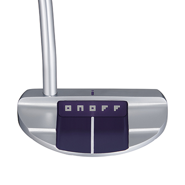 ONOFF PUTTER LADY OM-4 パープル